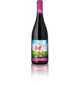 Wine Wings Mariposa